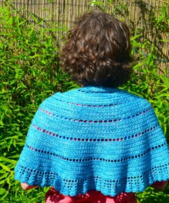 Gehaakte sjaal patroon: walking on clouds shawl | Vicarno