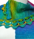wavelet shawl