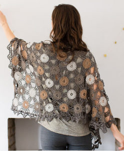 Inner Circles Shawl Annelies Baes Vicarno
