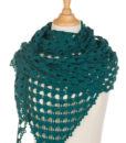 waterdrops shawl annelies baes vicarno