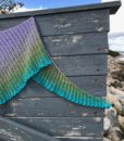 Roller Bird Shawl Annelies Baes Vicarno