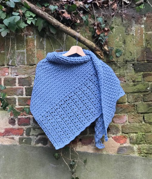 cosy texture shawl annelies baes vicarno